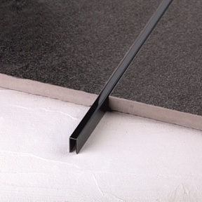 Профиль Juliano Tile Trim SUP054 Black
